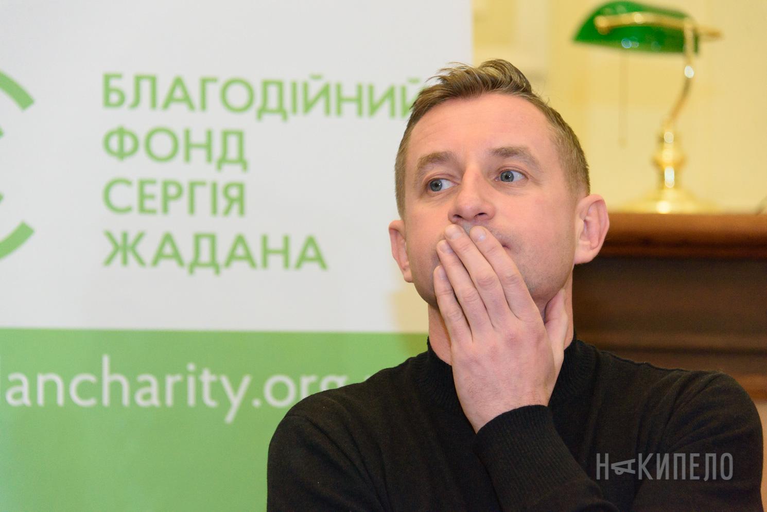 Сергій Жадан та інші письменники зустрінуться з читачами в Краматорську - Фото №2