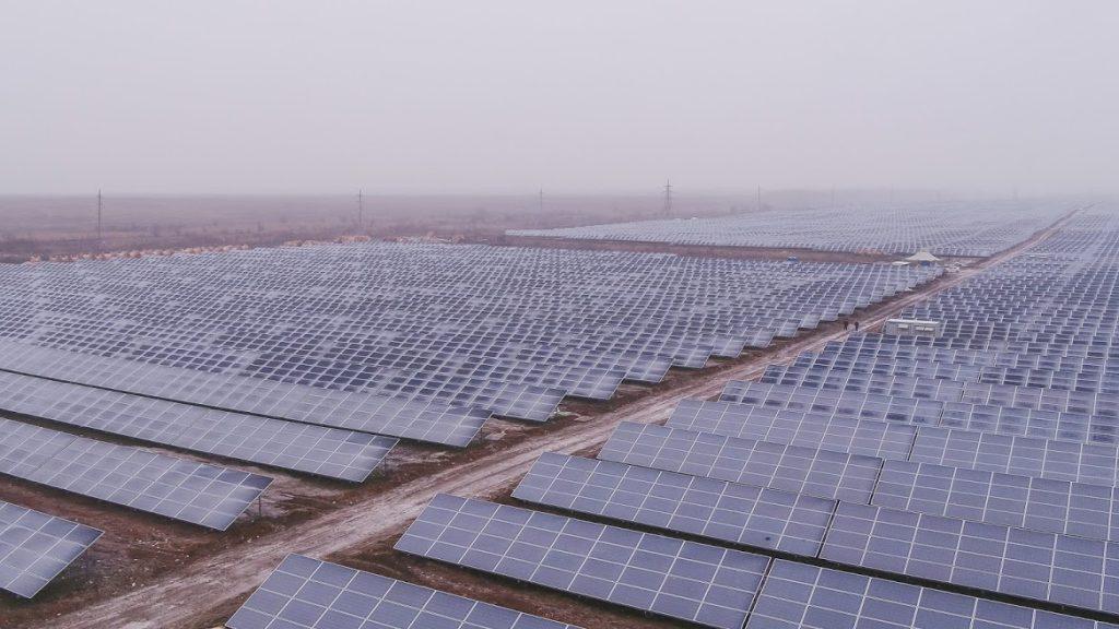 Запрацювала найпотужніша сонячна електростанція в Україні