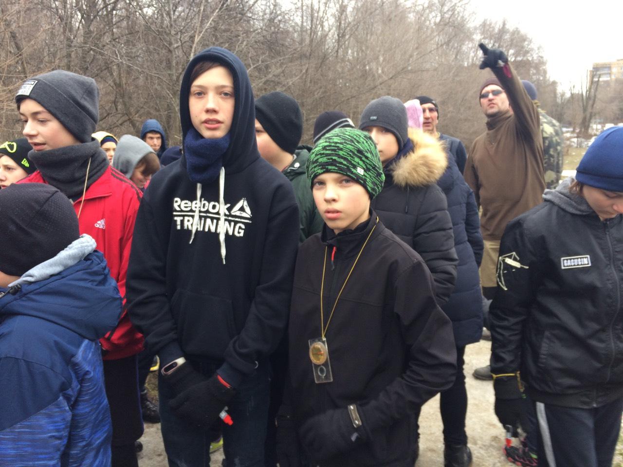 У Костянтинівці пройшли змагання з міні-орієнтування «Лабіринт» - Фото №8