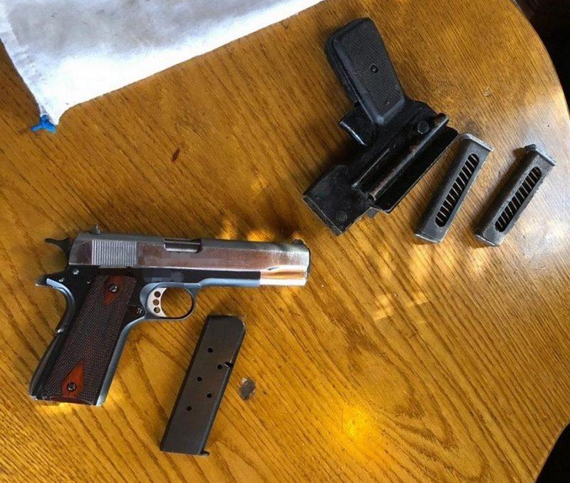 СБУ блокувала контрабанду складових частин вогнепальної зброї
