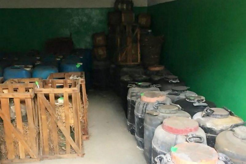 СБУ блокувала діяльність угруповання наркоторгівців