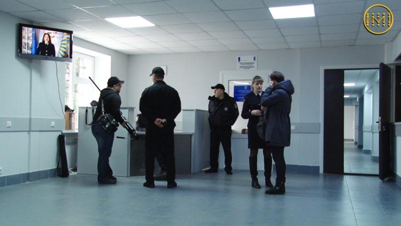 Відділення поліції Дружківки стало інклюзивним