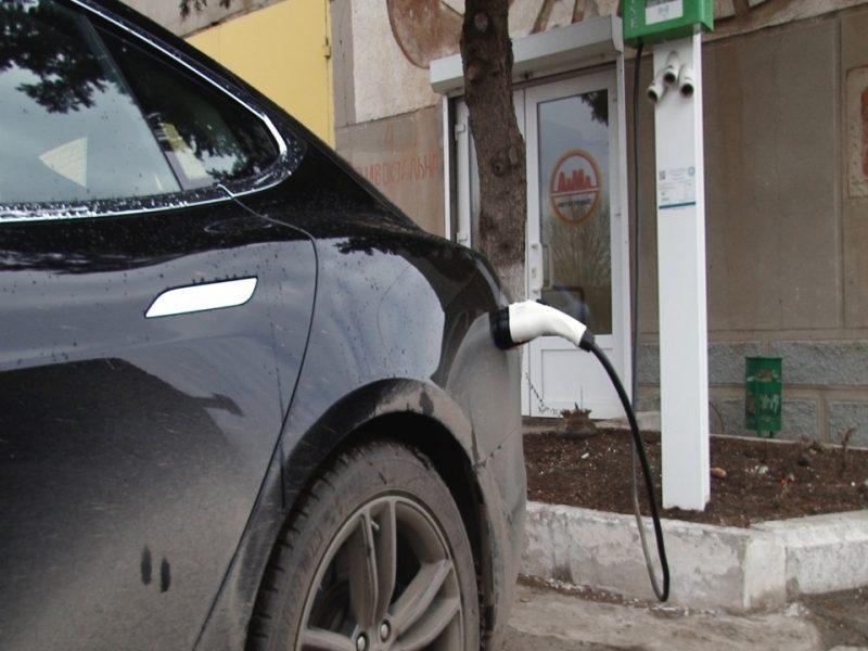 Економічне та ще й екологічне таксі незабаром курсуватиме Дружківкою