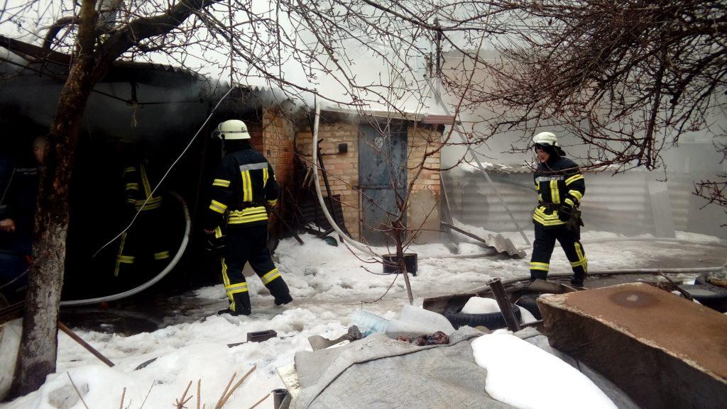 З початку року у Костянтинівці та районі виникло 35 пожеж
