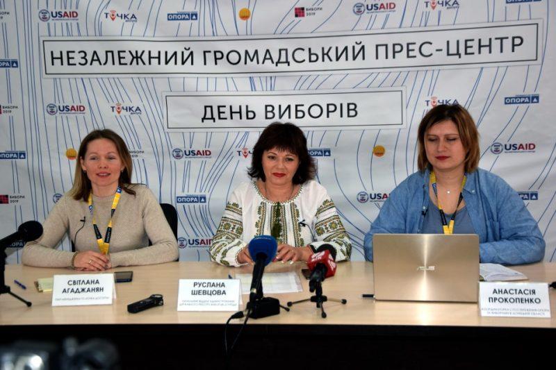 На Донеччині голосування розпочалося зі скандалу – члени однієї дільниці відмовилися працювати