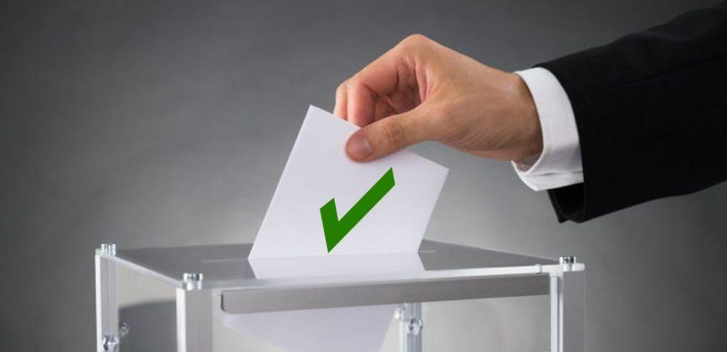Другий тур виборів Президента України: як змінити місце голосування