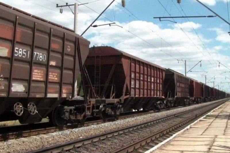 Придніпровська залізниця на 6% збільшила навантаження на експорт