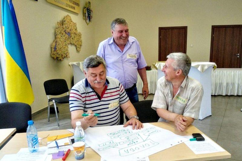 «Кроки для керівників» – семінари в ЦРМС