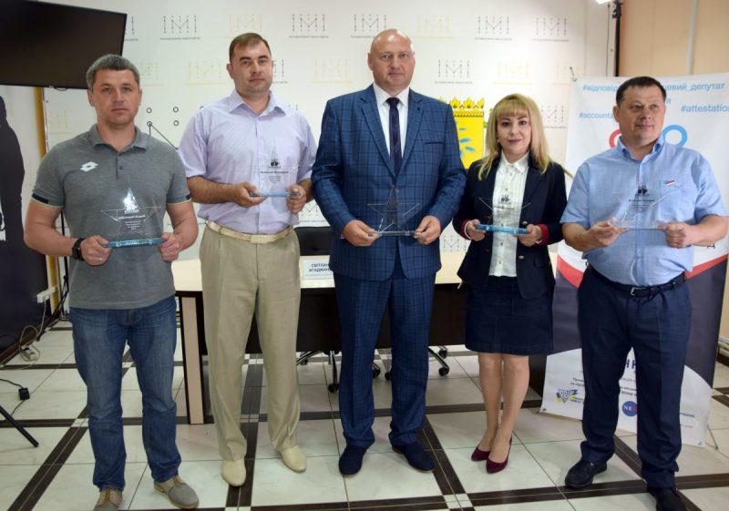 """П'ять депутатів Краматорської міськради отримали оцінку """"відмінно"""" за роботу"""