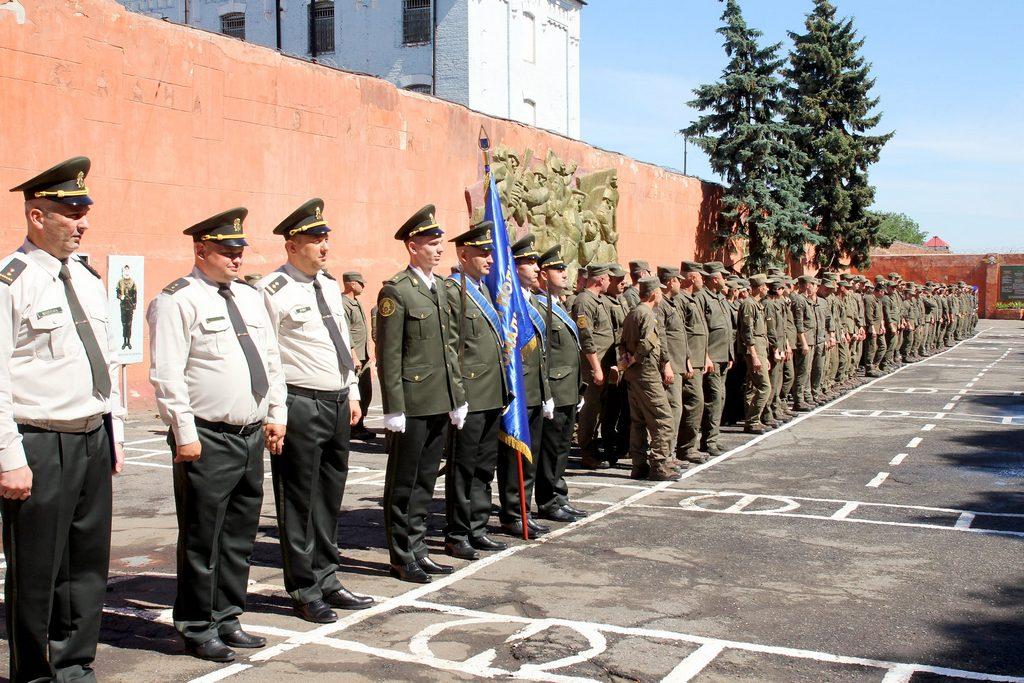 Військова частина НГУ відсвяткувала 67-му річницю - Фото №3