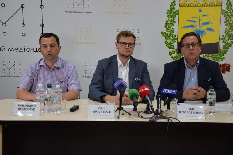 Польща надала гуманітарну та психологічну допомогу жертвам війни на Донбасі