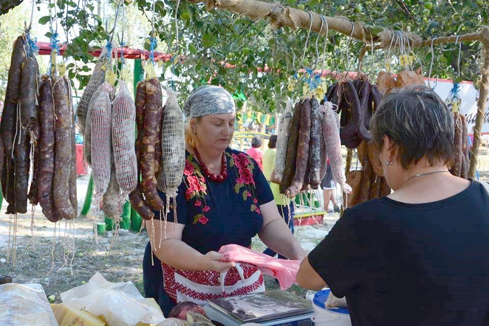 17 серпня в селі Олександро-Калинове свято «Смолянський куліш» - Фото №3
