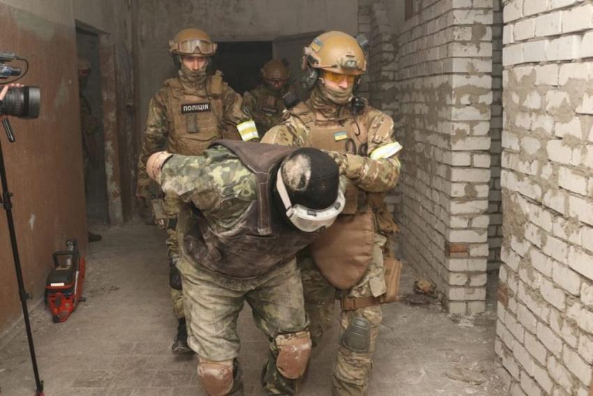 Антитерористичні навчання: злагодженість та оперативність - Фото №5