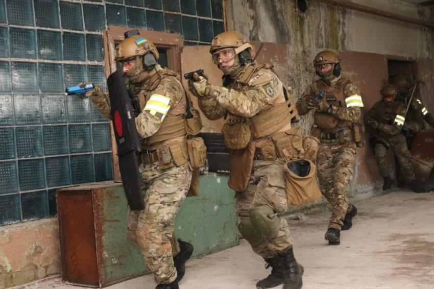 Антитерористичні навчання: злагодженість та оперативність
