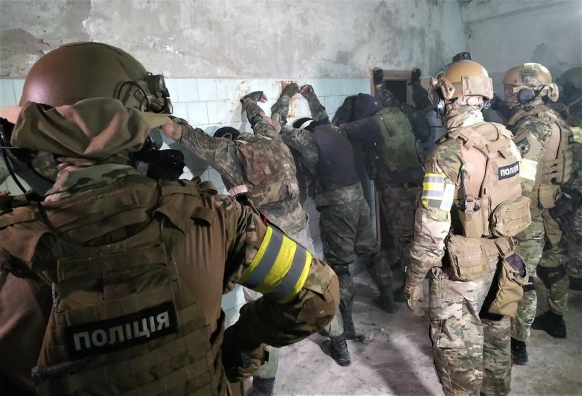 Антитерористичні навчання: злагодженість та оперативність - Фото №2