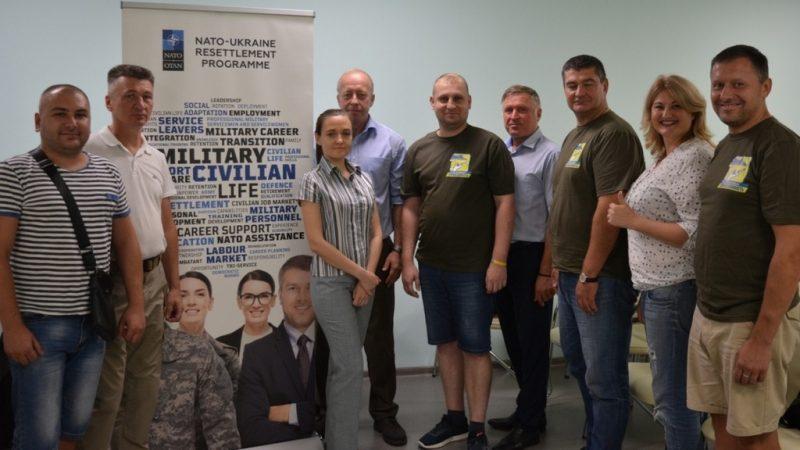 Презентація проекту «НАТО – Україна»
