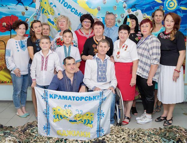 11 вересня, 14-00. Урочистості з нагоди 5-річниці з Дня створення групи плетіння маскувальних сіток для захисників України  Волонтерського руху «Краматорські бджілки»