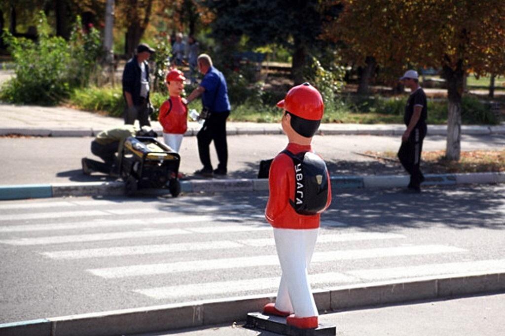 Щоб водії були уважнішими біля пішохідних переходів - Фото №2