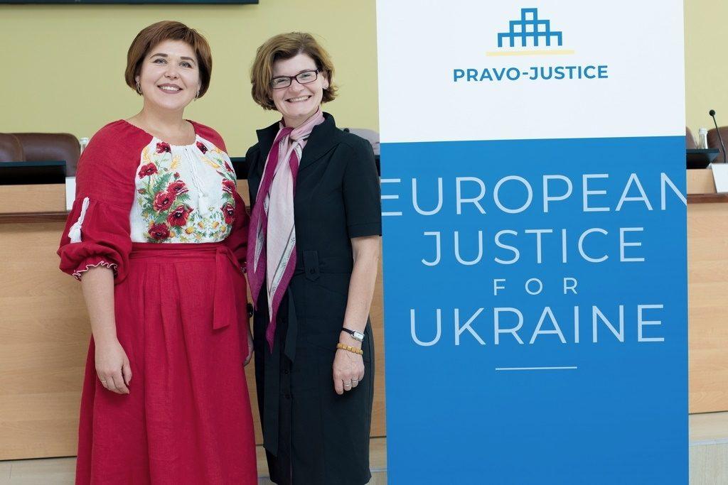 Моніторингова місія «Право-Justice» перебувала з візитом в Дніпрі