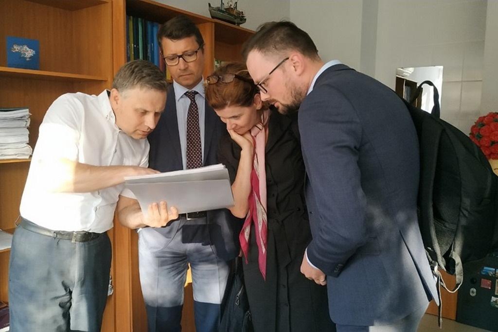 Моніторингова місія «Право-Justice» перебувала з візитом в Дніпрі - Фото №2