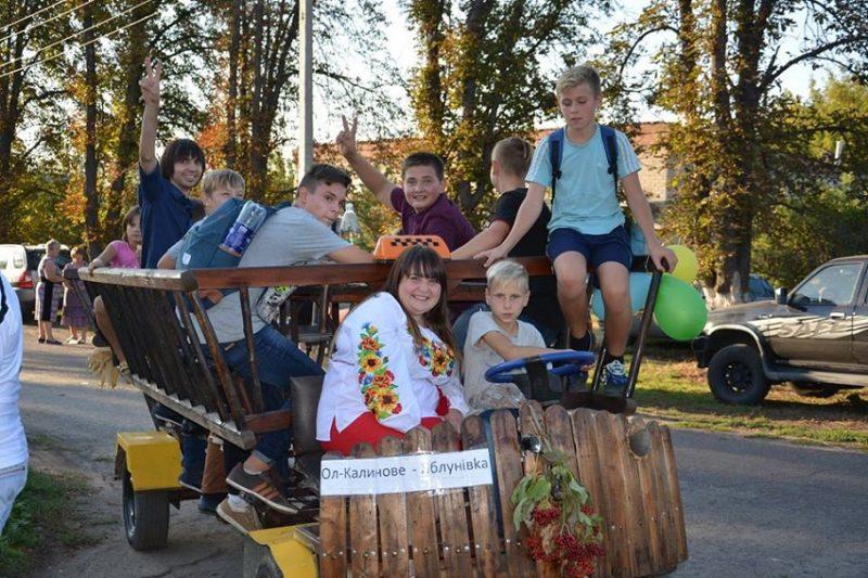 21-го вересня у Яблунівці пройде День села