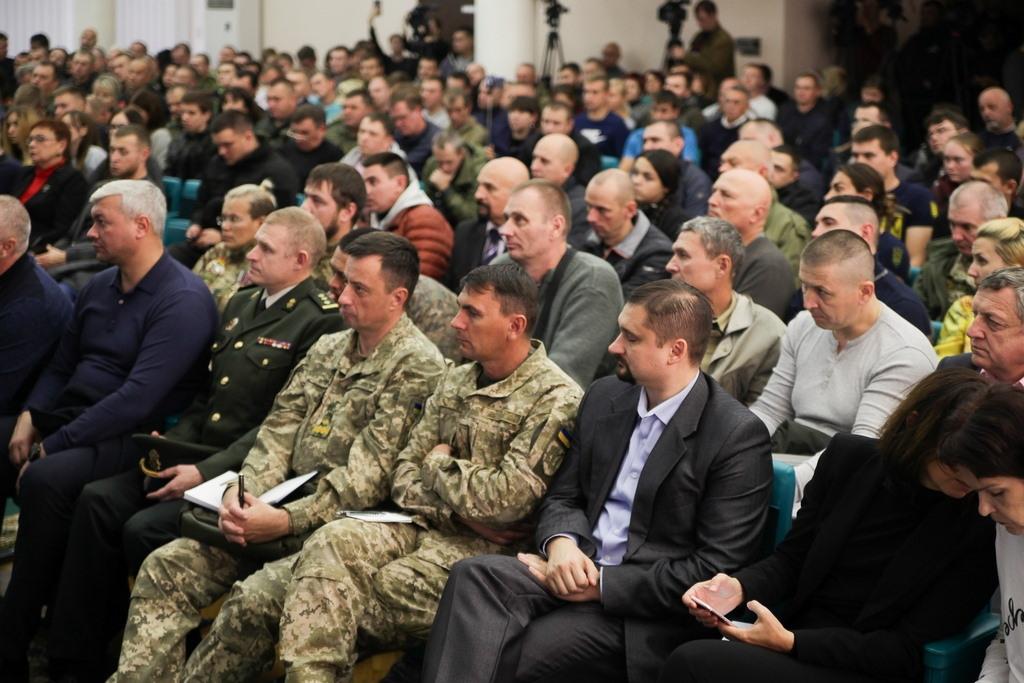 Діалоги про Україну в Дніпрі - Фото №1