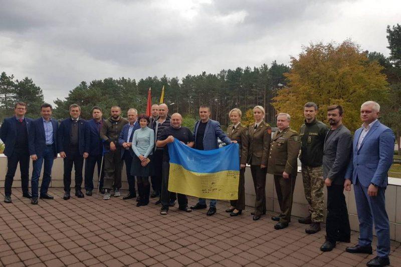 Литва продовжить приймати на реабілітацію АТОвців