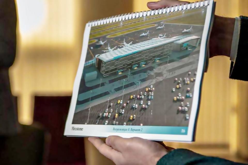 Гроші на будівництво аеропорту в Дніпрі закладено - Фото №2