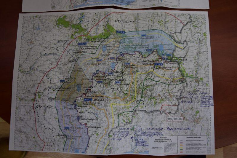 Військові готуються до розведення на ділянці Богданівка-Петрівське. Попередньо озвучено дату
