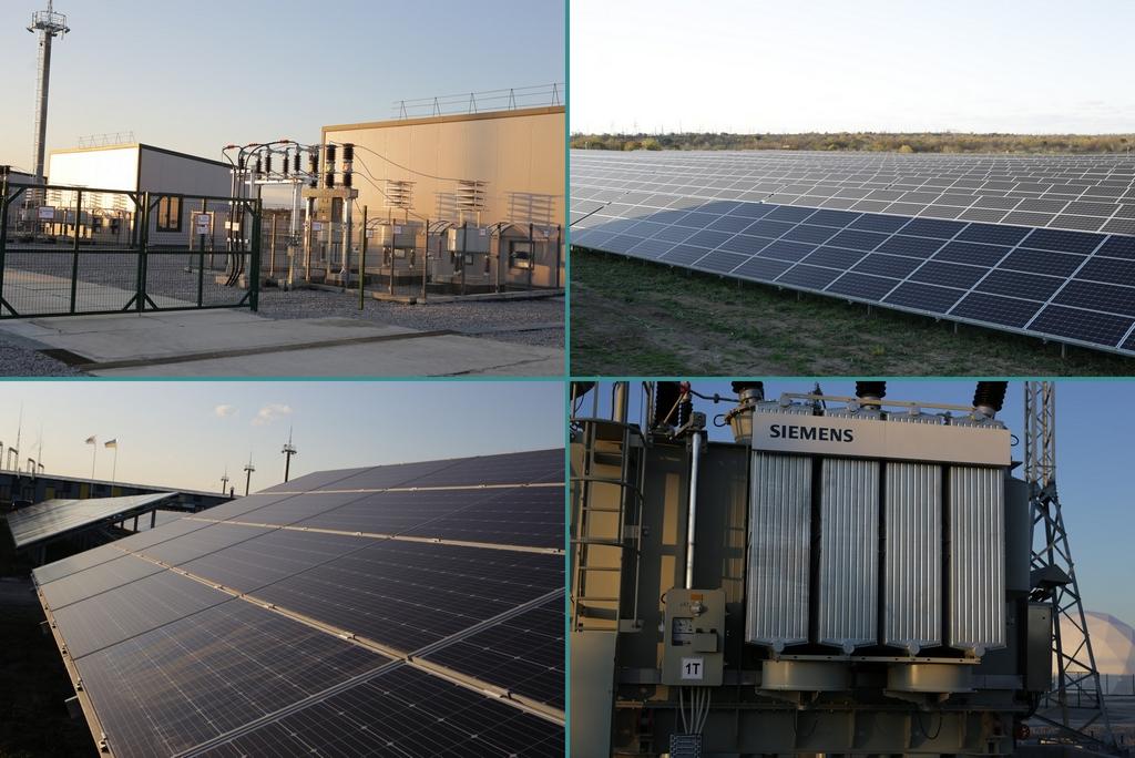 Ще одна сонячна електростанція на Дніпропетровщині - Фото №1