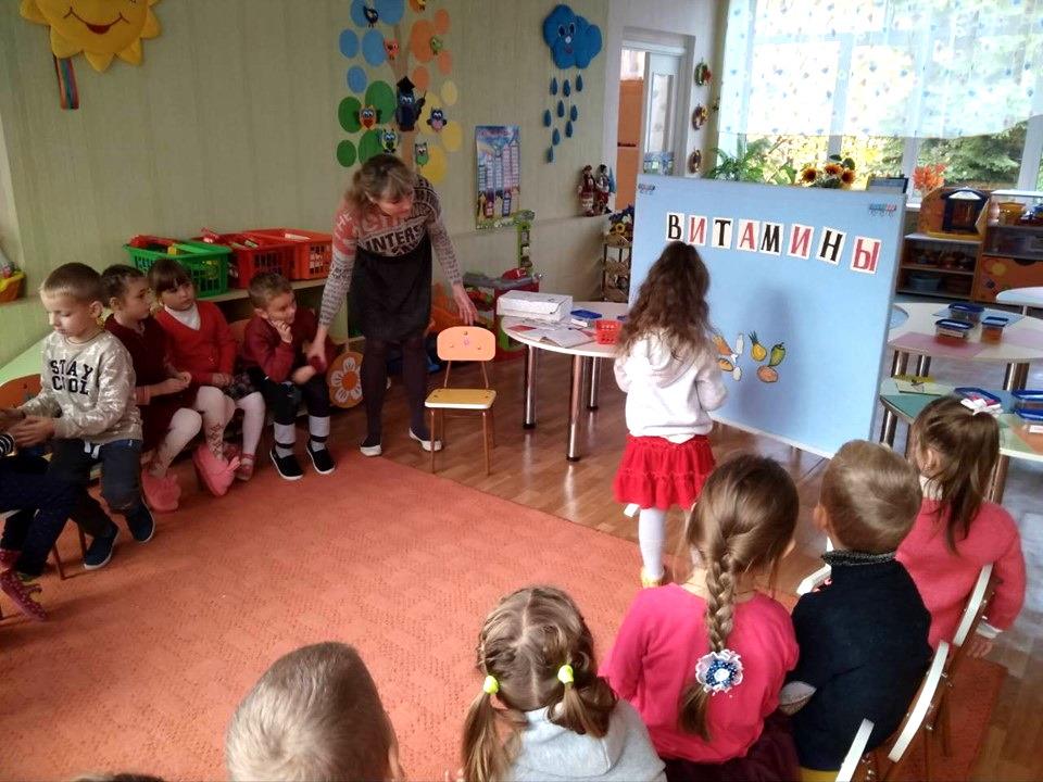 В Краматорську планують відкрити додаткові групи для дошкільнят з вадами зору