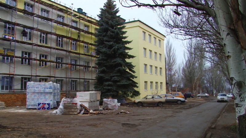 Завершити ремонтні роботи у пологовому будинку Костянтинівки до Нового року не встигнуть