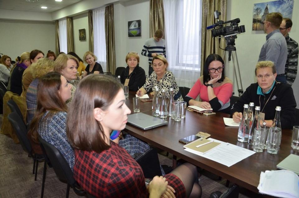 У Дніпрі пройшла зустріч українських бійчинь - Фото №1
