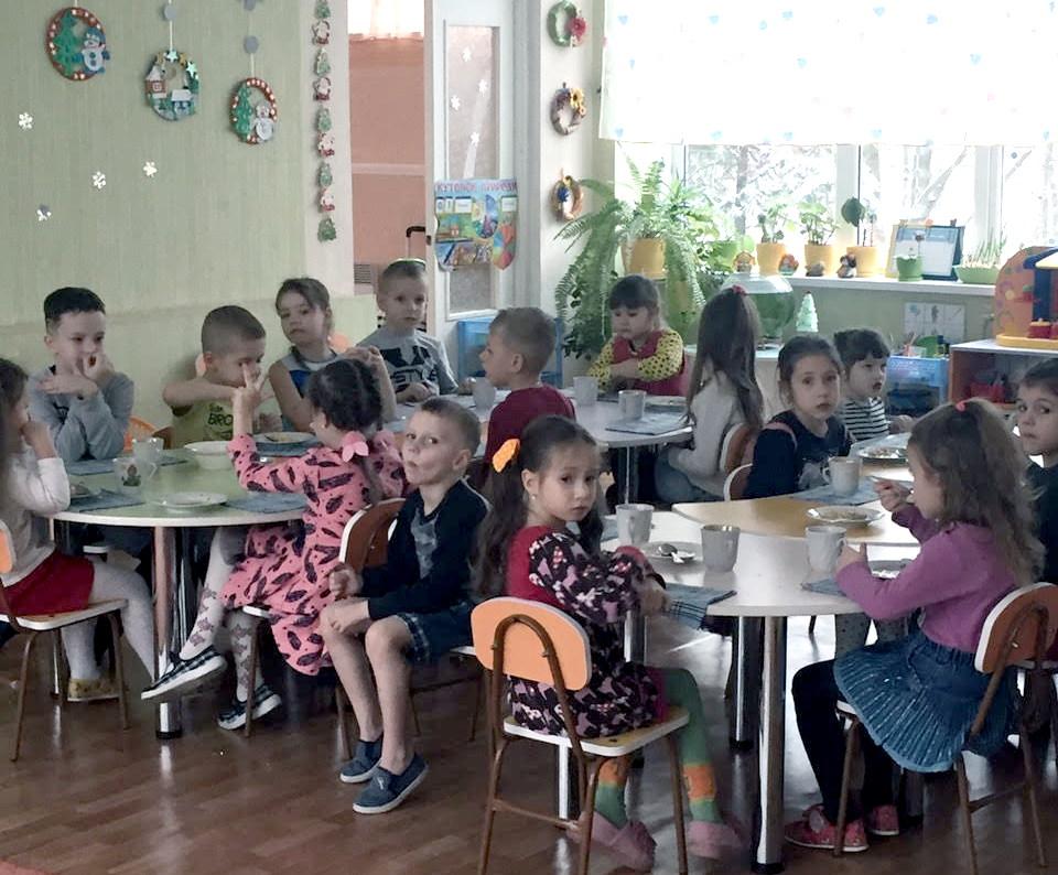 Зростає вартість харчування в дитячих садках Краматорська