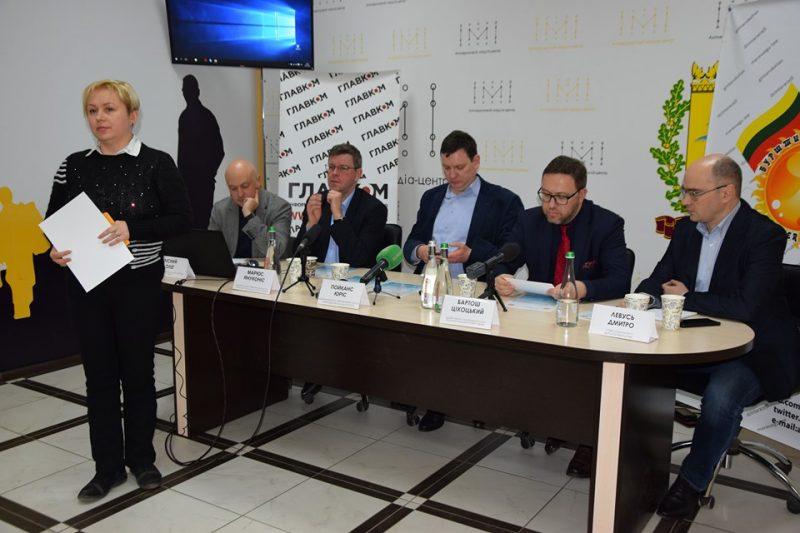 АКМЦ-online: Круглий стіл на тему: «Реінтеграція Донбасу. Європейський погляд»
