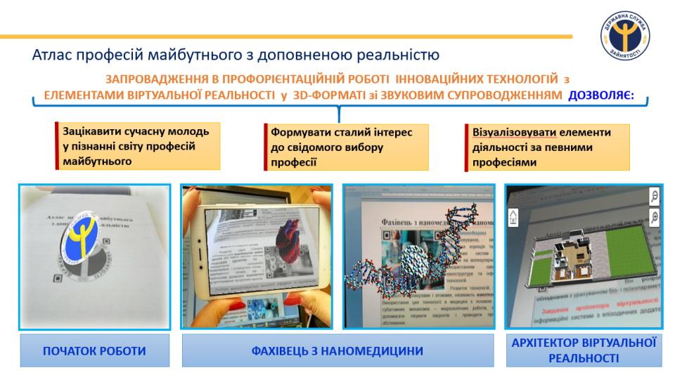 Донецька служба зайнятості у смартфоні - Фото №2