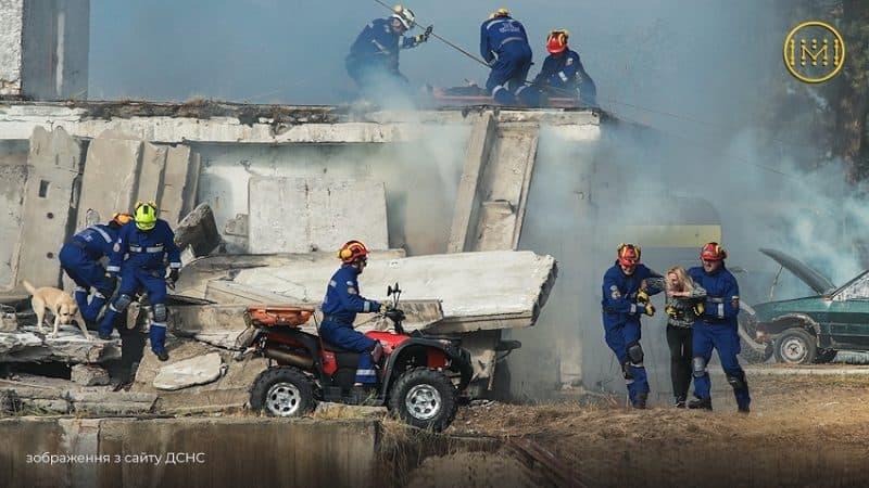 Як держава забезпечує порятунок людей у надзвичайних ситуаціях