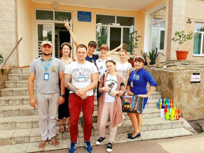 «Карітас Краматорськ» запустив онлайн-платформу для дітей в буферній зоні