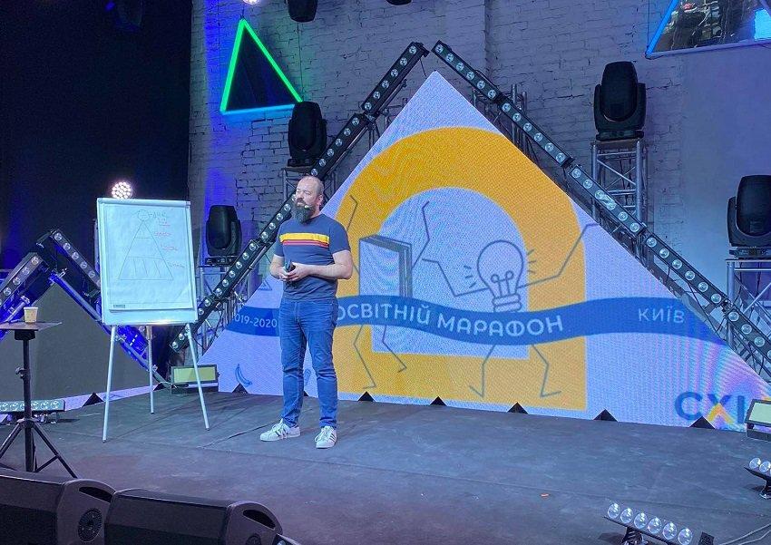 Школи Донеччини та Луганщини беруть участь у наймасштабнішому освітньому онлайн марафоні - Фото №1