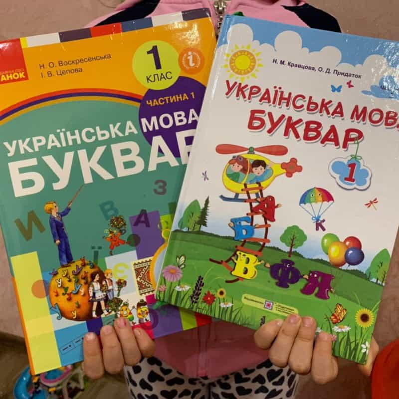 Чому в школах різні підручники?