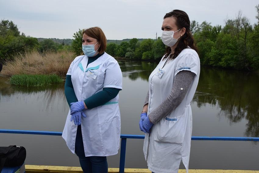 Співробітники лабораторії моніторингу вод Східного регіону регулярно перевіряють стан річок - Фото №5