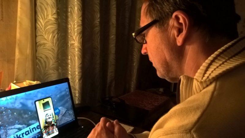 У Краматорську для людей з вадами слуху працює скайп-лінія щодо карантину та коронавірусу