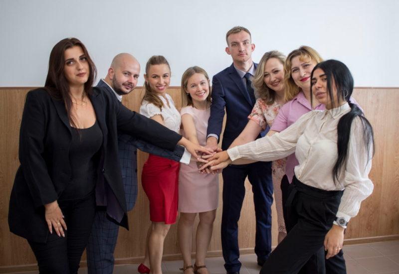 """ГО """"Точка доступу"""": Наша мета – підтримка та розвиток лідерів та лідерок сходу України"""