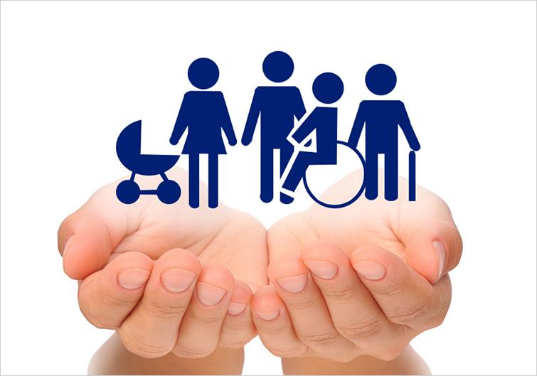 Збільшено соціальну допомогу сім'ям з дітьми та запроваджено виплату за догляд за старенькими