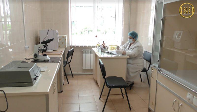 Капітальний ремонт у гродівській селищній амбулаторії