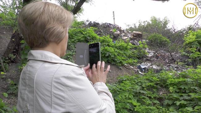 Як прибрати стихійні сміттєзвалища через мапу Мінекології