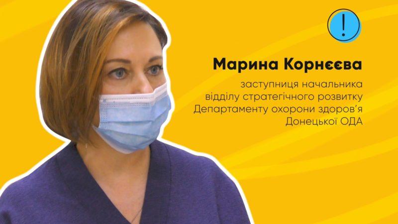 Психіатрична медична допомога Донеччини в умовах реформування