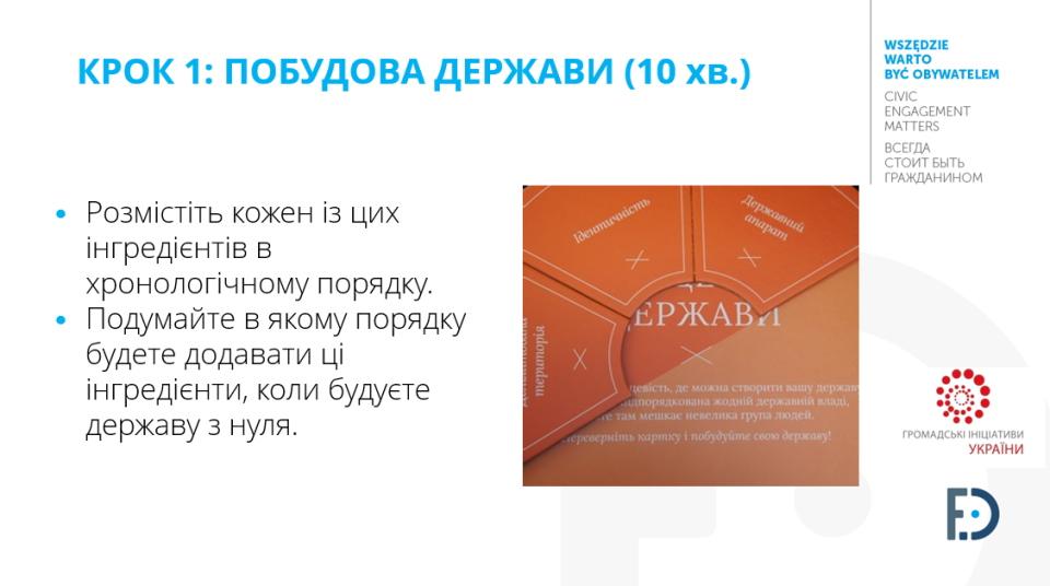 Мешканців Донеччини навчать будувати демократичне суспільство - Фото №2
