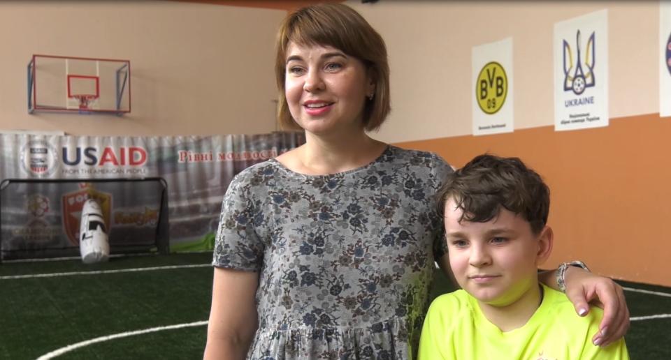 Футбол для особливих дітей – реальність завдяки «Футістару» - Фото №2