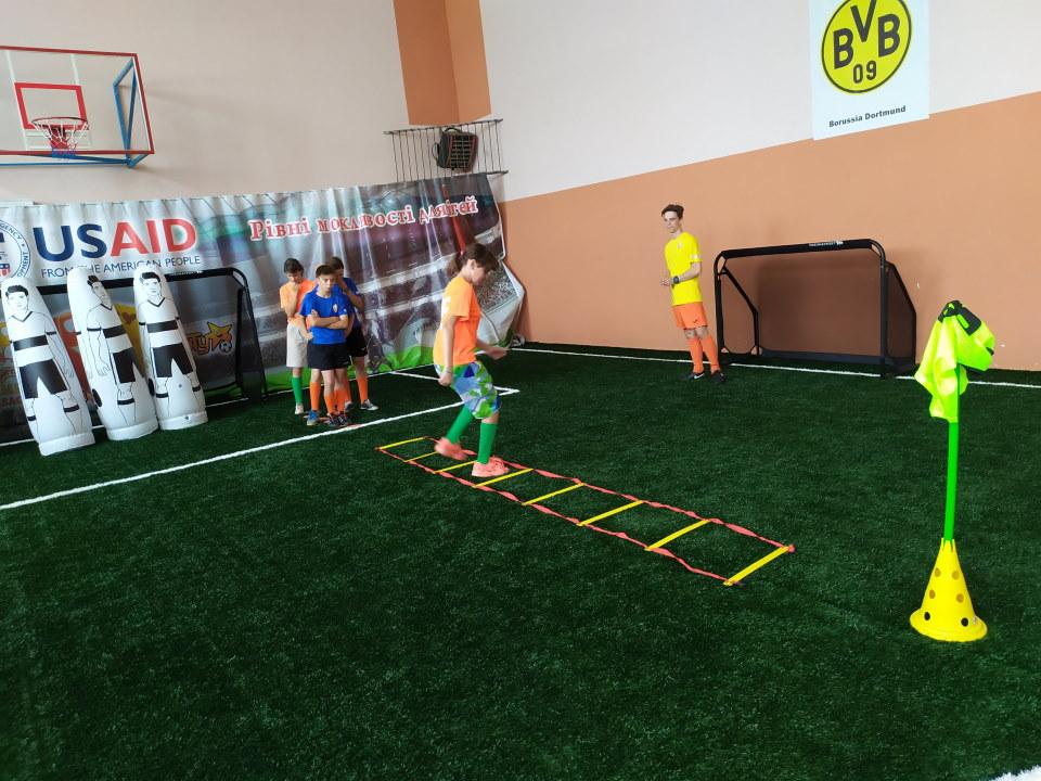 Футбол для особливих дітей – реальність завдяки «Футістару» - Фото №6
